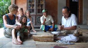 Ubud Kaya House - Wood Carving Class