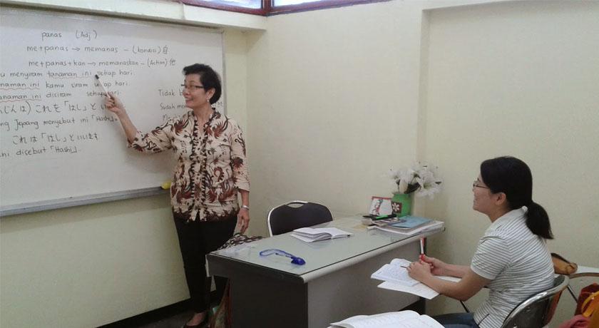 Indonesia Language Course
